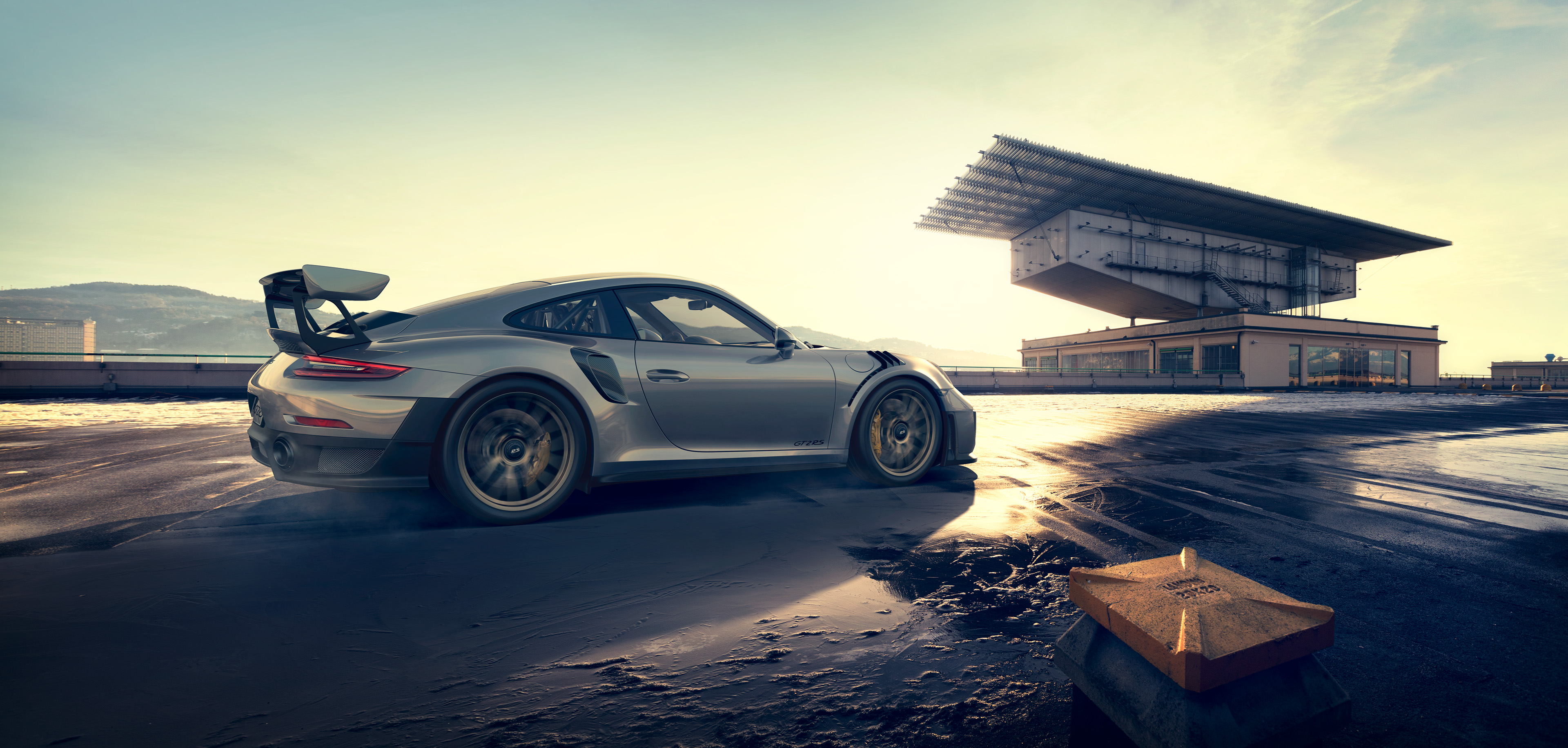 Porsche 911 Gt2 Rs Wallpapers Wallpaper Cave