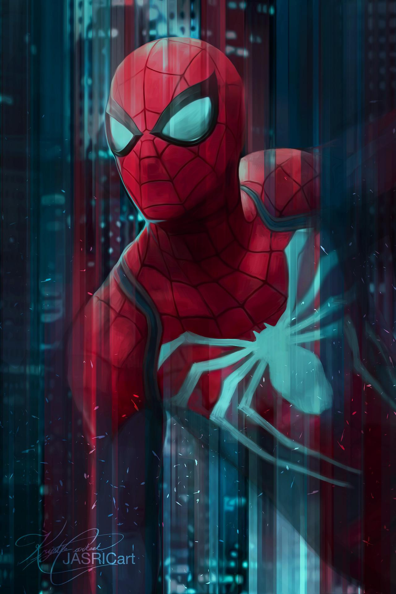 Spider Man Superhero Wallpapers Wallpaper Cave