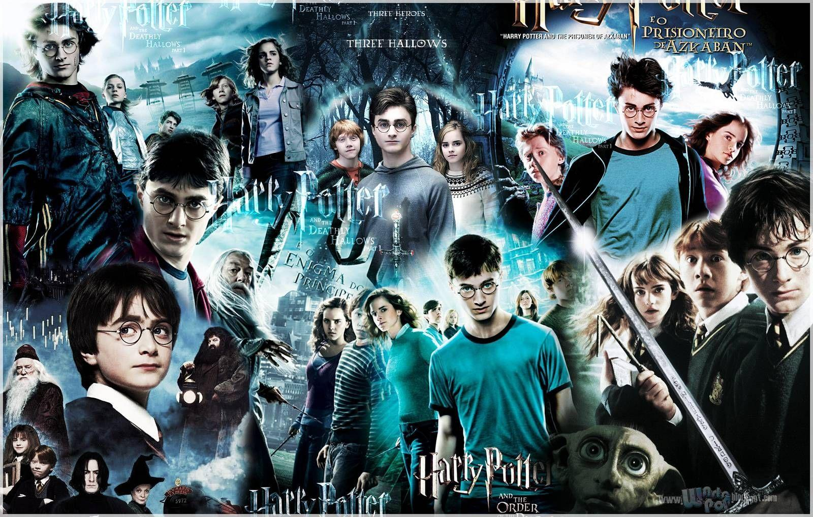 Harry Potter All Movies Wallpapers - Wallpaper Cave