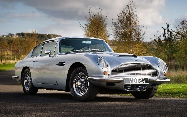 Aston Martin Db5 Wallpapers Wallpaper Cave
