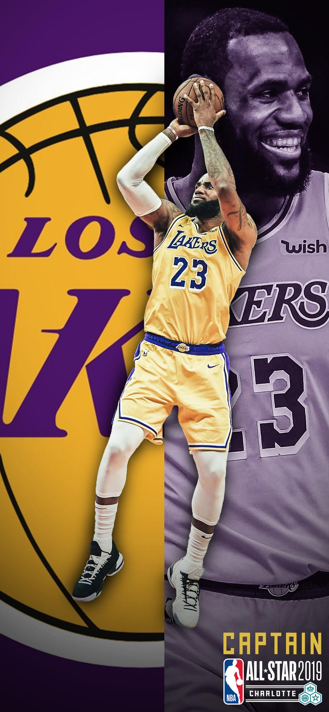 NBA All Star Wallpapers 2019 on Behance