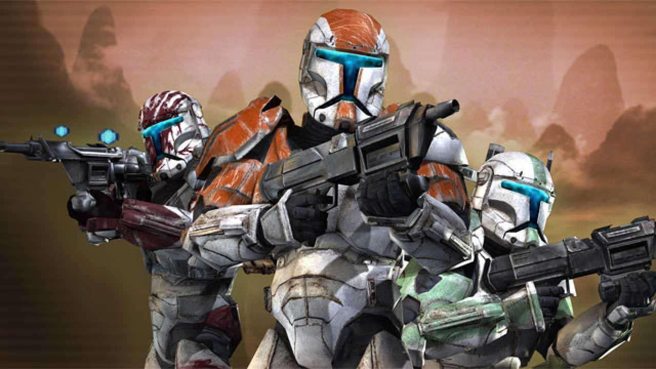 Sev Star Wars Republic Commando Wallpapers Wallpaper Cave