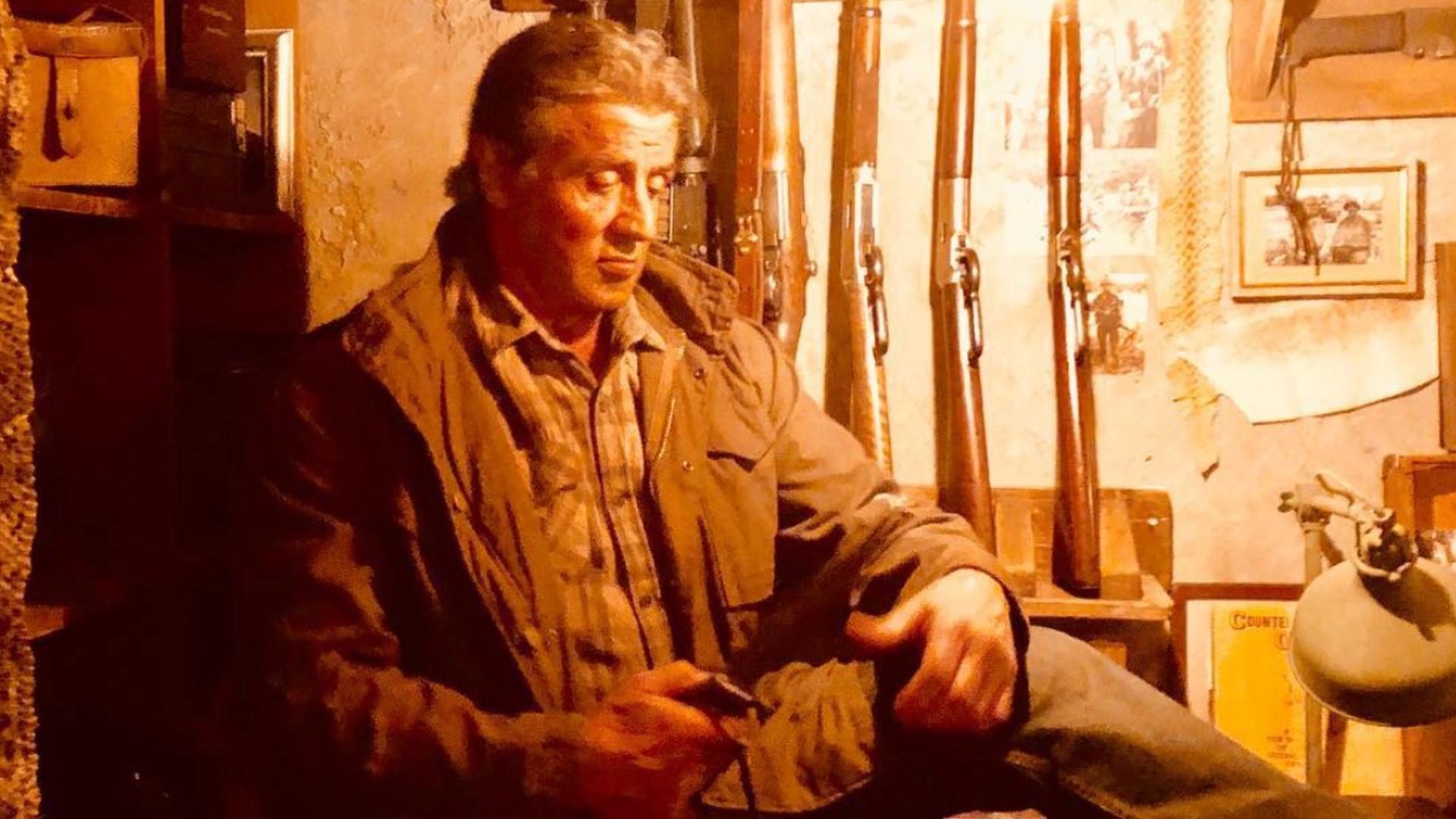 Sylvester Stallone Rambo 5 Wallpapers - Wallpaper Cave