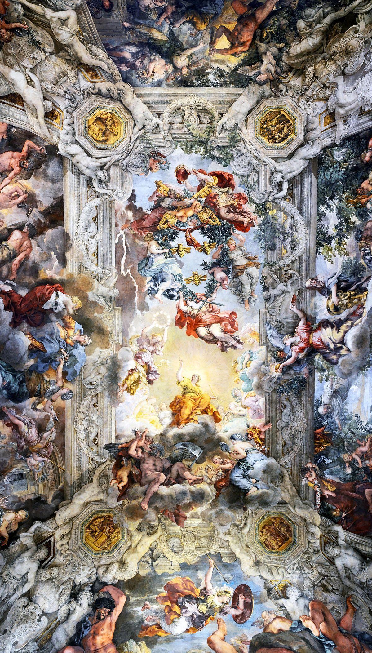 Baroque Art Wallpapers Wallpaper Cave
