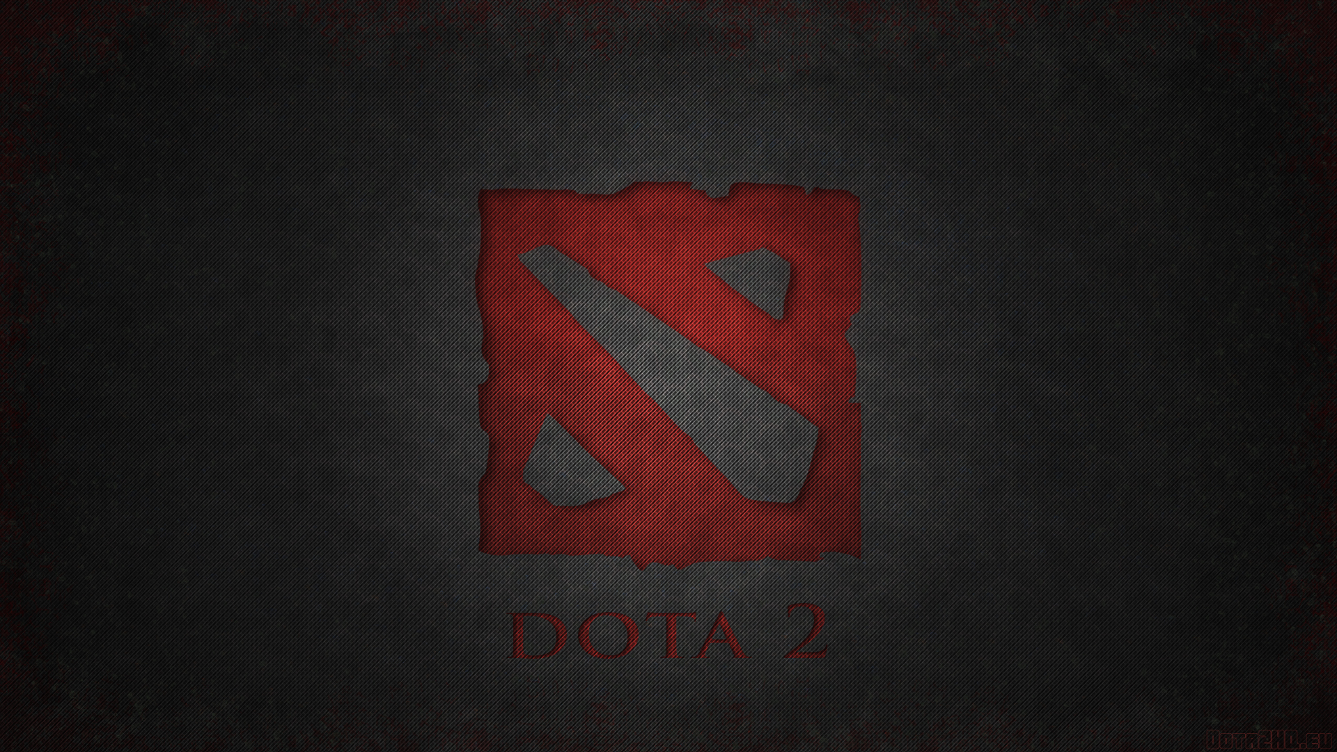 Dota 2 Logo Wallpapers Wallpaper Cave