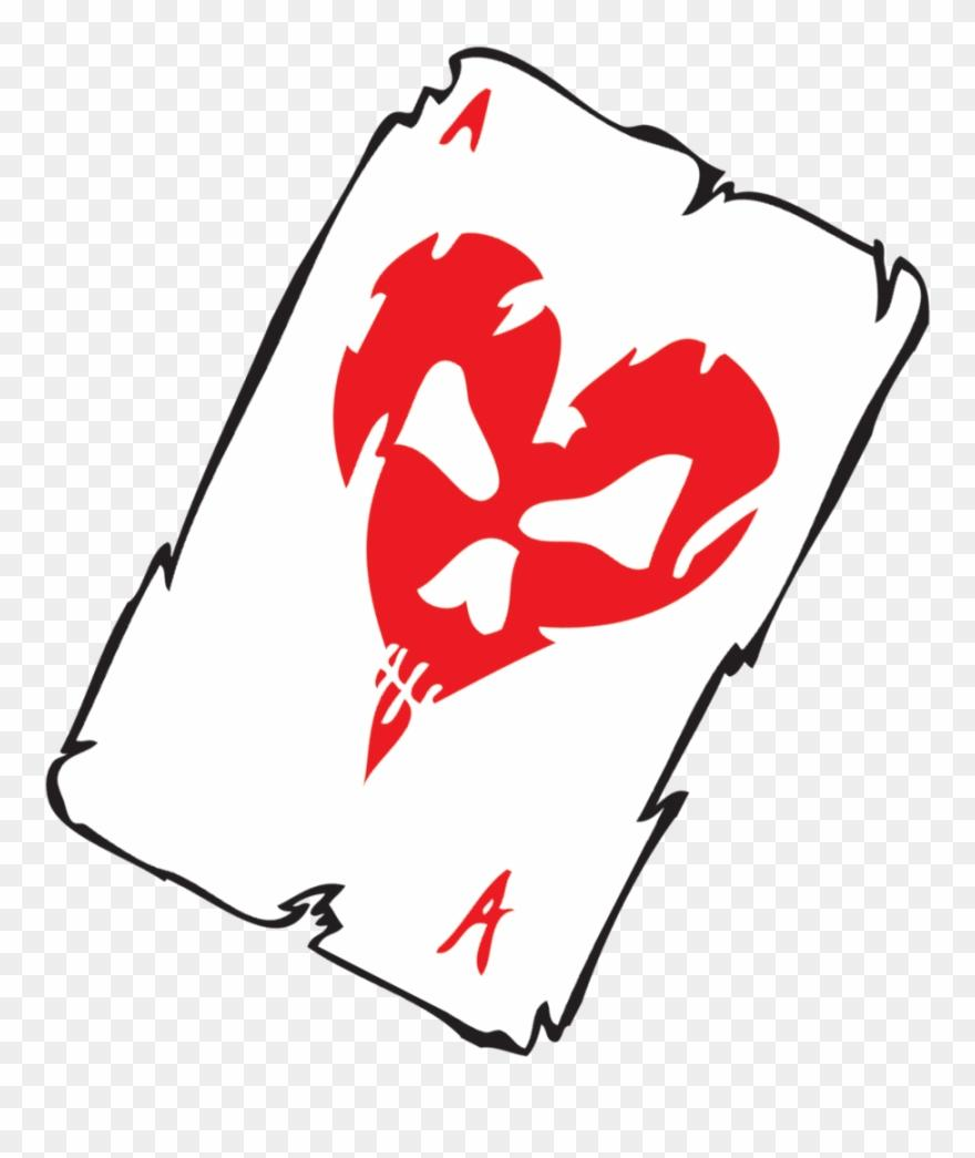 Ace Of Hearts Wallpapers Wallpaper Cave