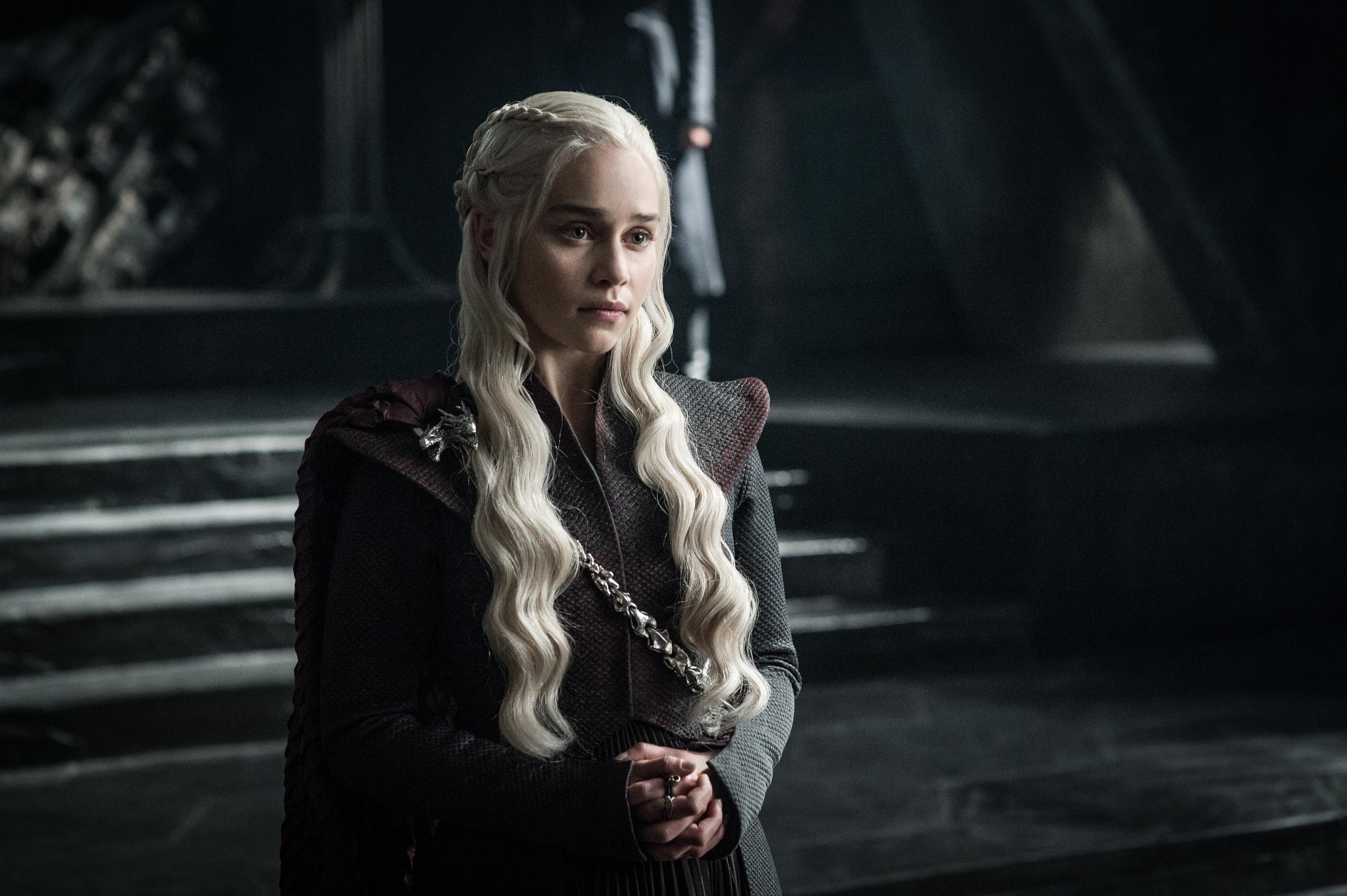 Daenerys Targaryen Game Of Thrones Emilia Clarke Wallpapers