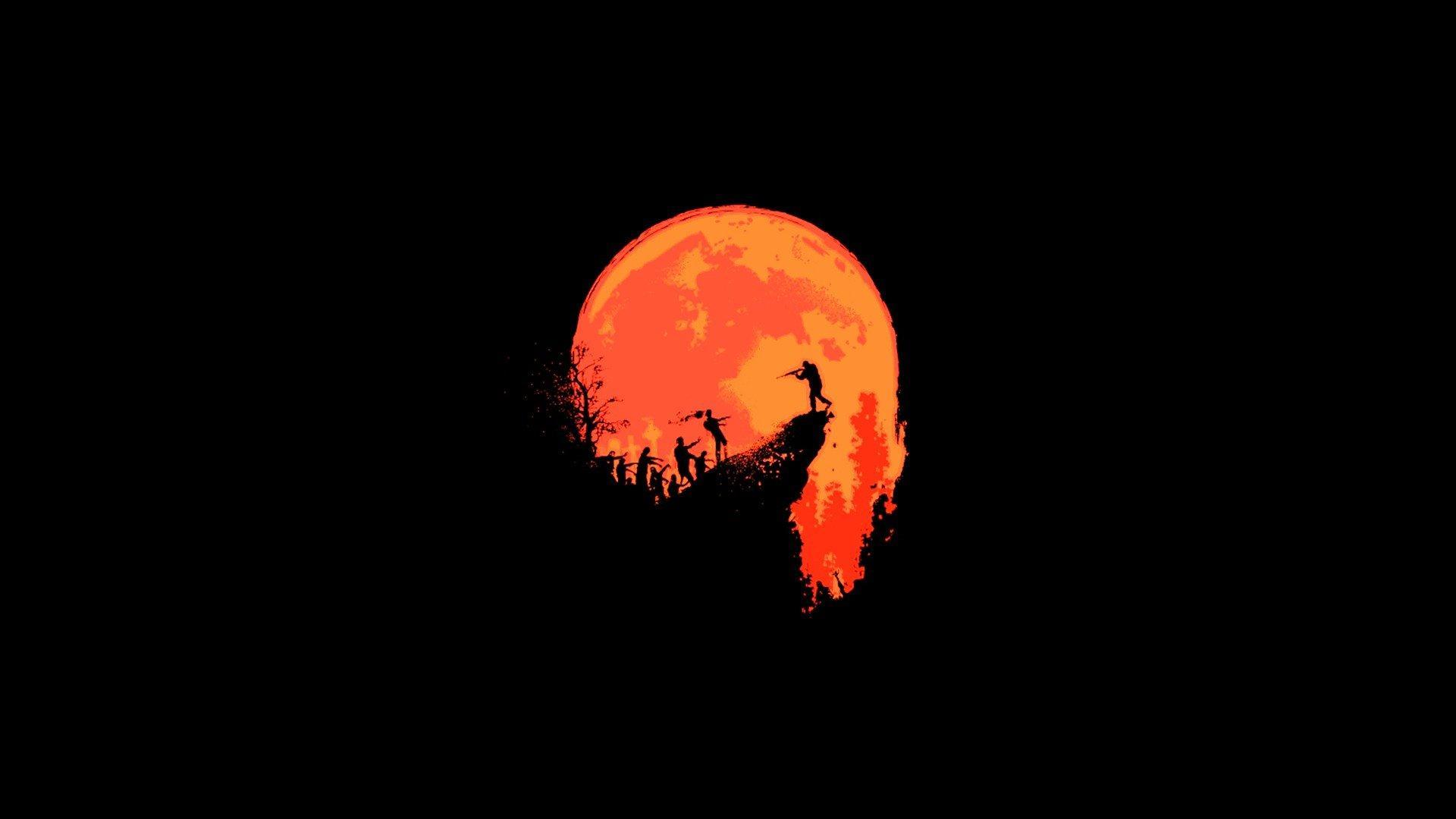 Unduh 70 Wallpaper Black Orange Hd Gratis
