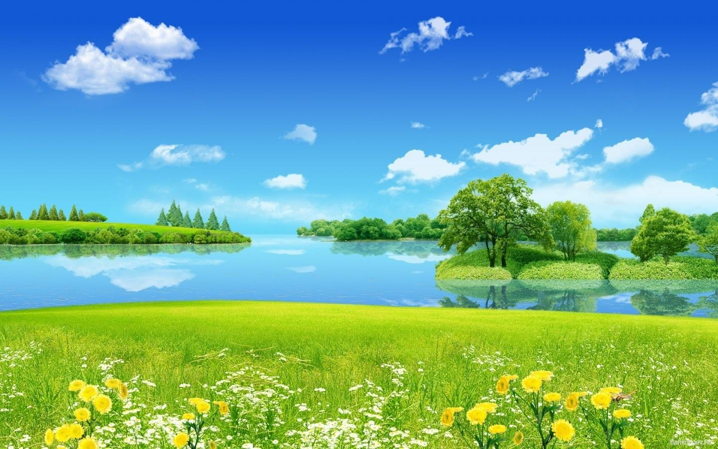 Pretty Sunny Day Wallpapers Wallpaper Cave