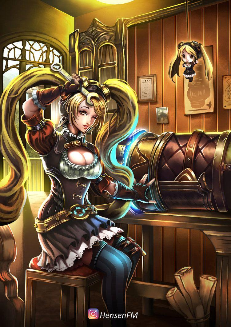 Layla Mobile Legends Wallpapers Wallpaper Cave