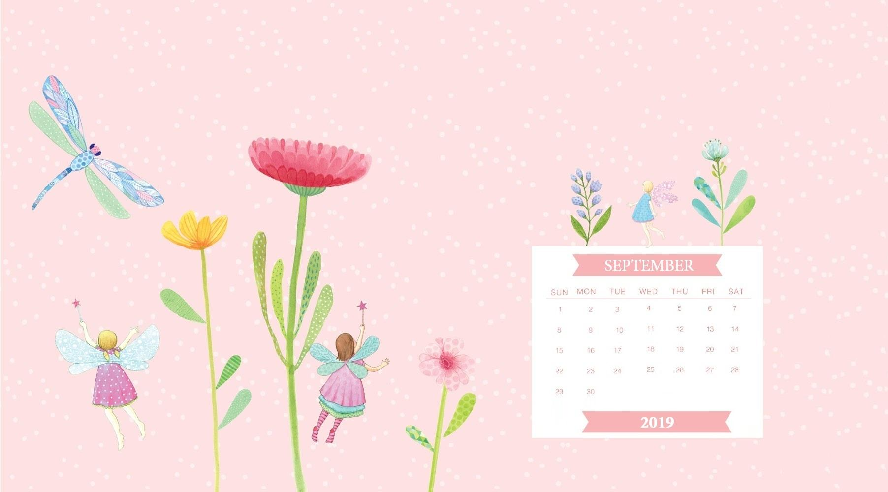 September 2019 Desktop Wallpapers