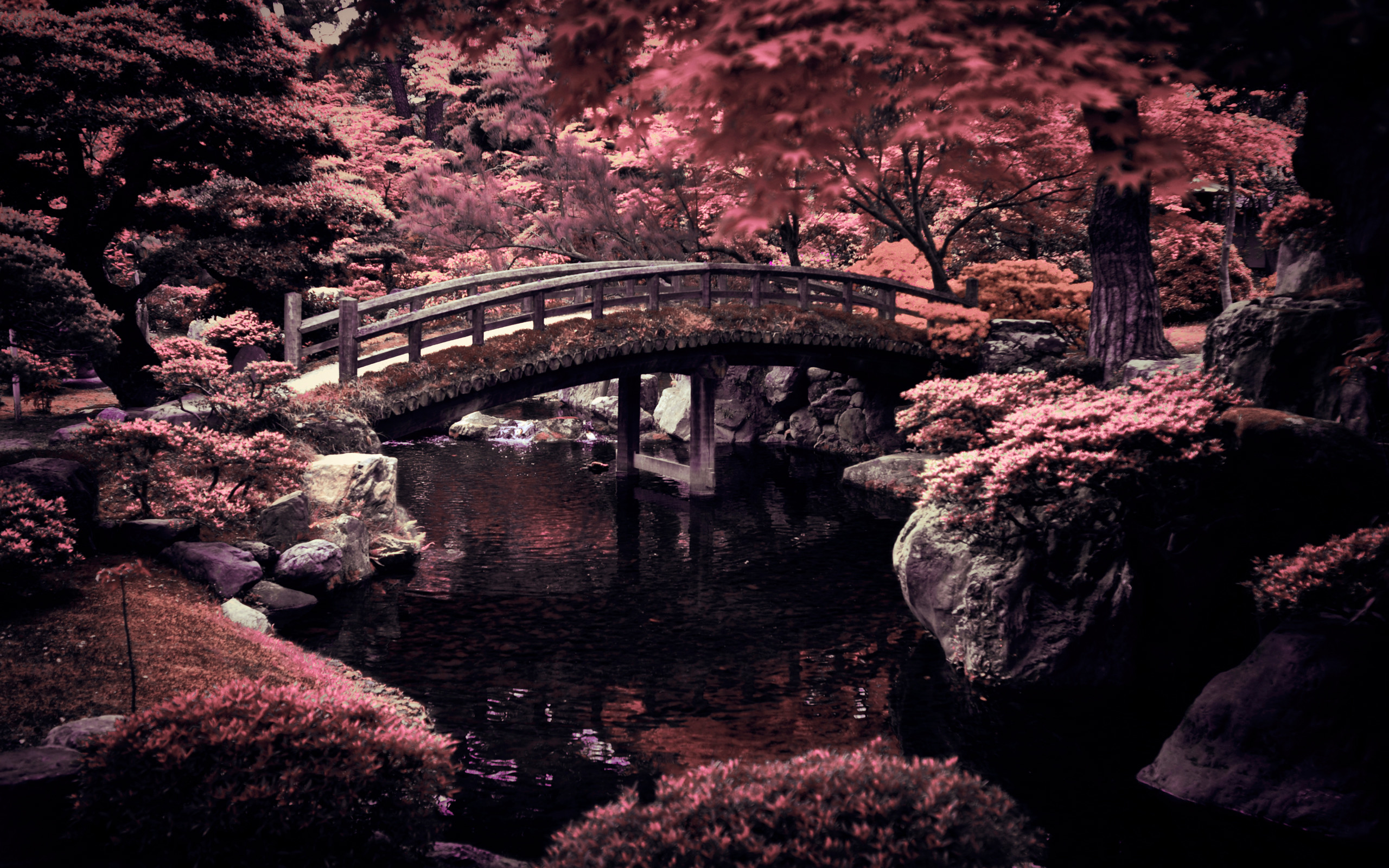 Japanese River Wallpapers Wallpaper Cave