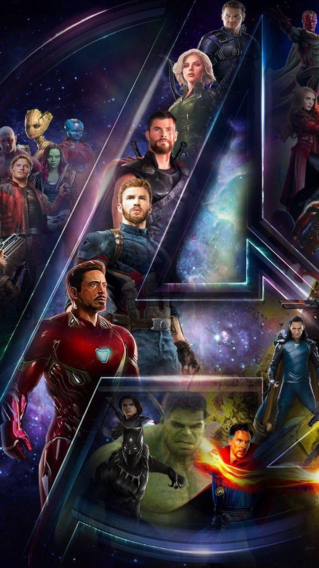 Avengers Iphone Wallpapers Wallpaper Cave