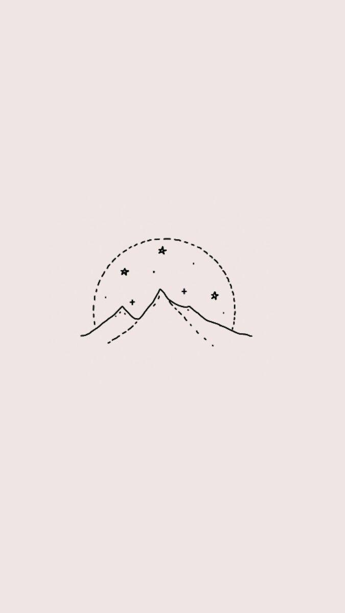 Aesthetic Minimalist Drawings Wallpapers - Wallpaper Cave
