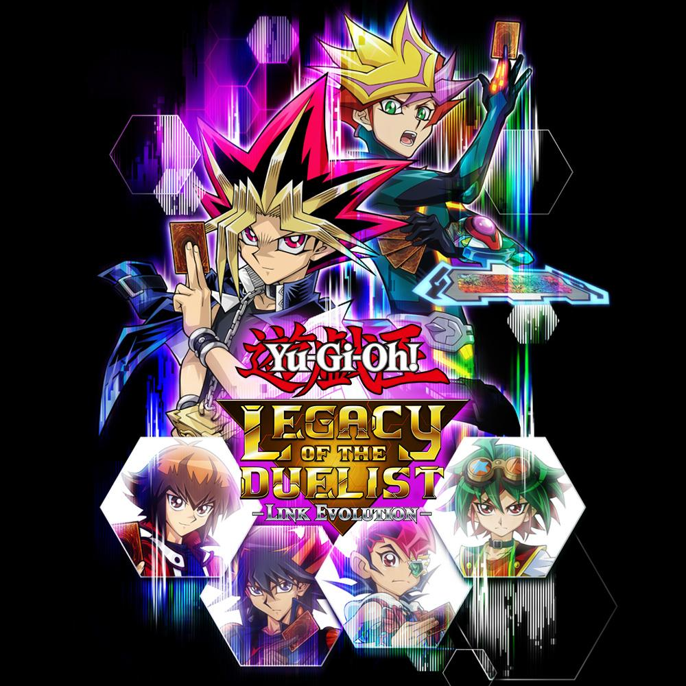 yugioh legacy of the duelist link evolution wallpapers