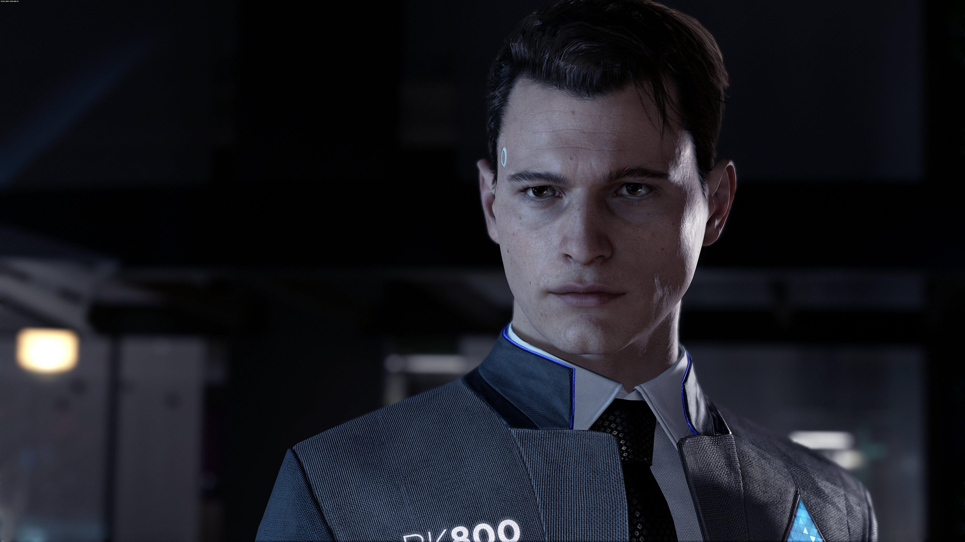 Detroit: Become Human 4k Ultra HD Wallpapers