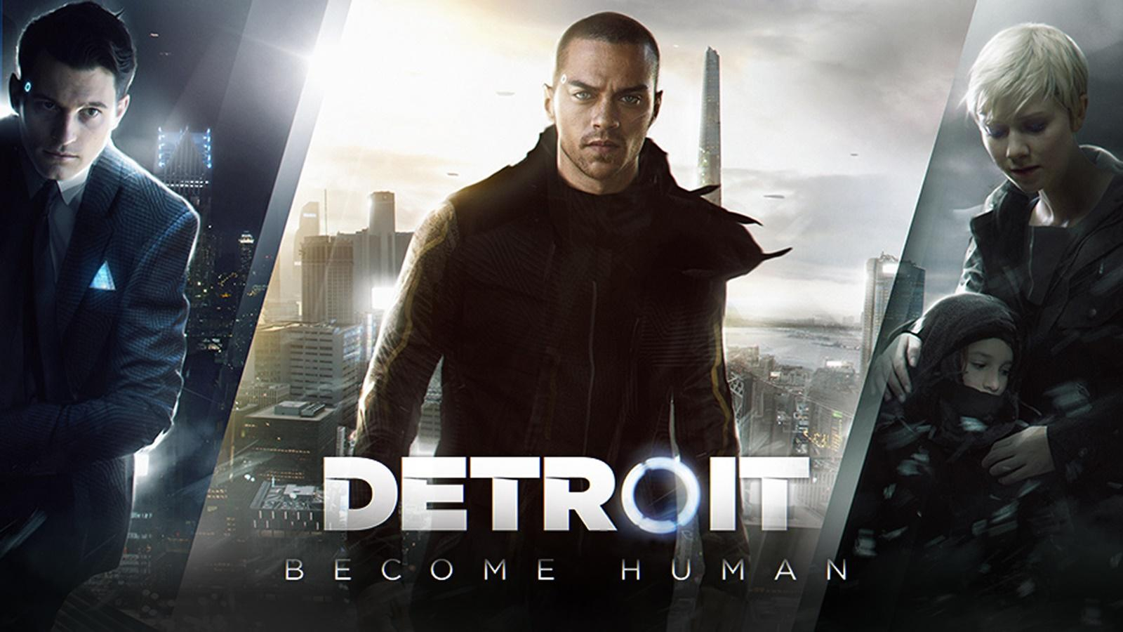 Detroit: Become Human HD Wallpapers and Backgrounds Image