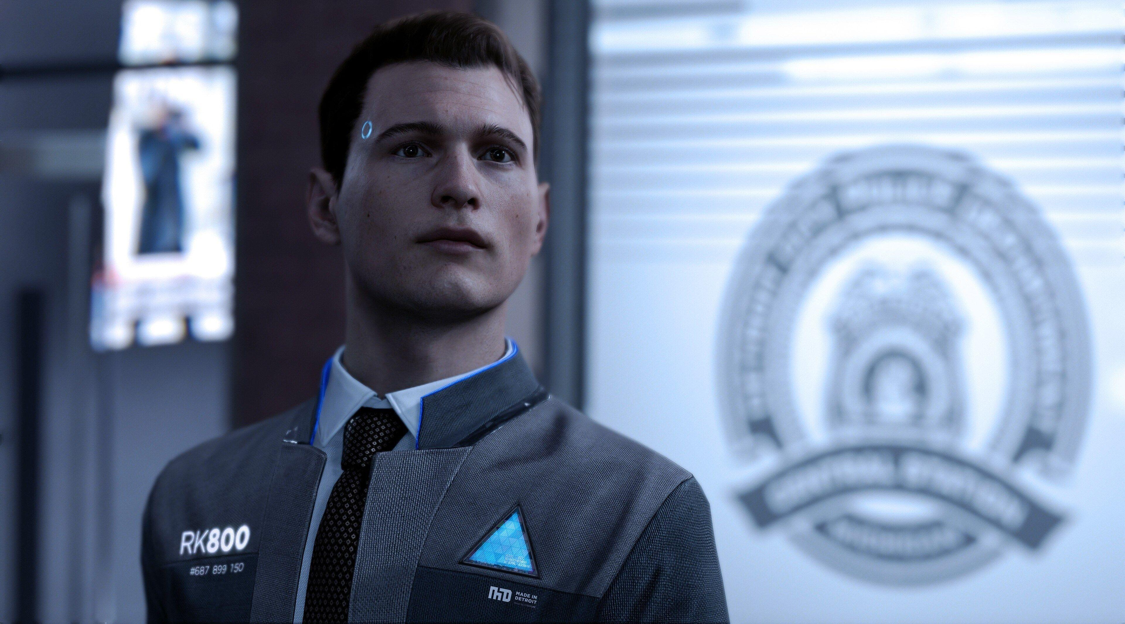 3840x2130 detroit become human 4k wallpapers for desktop