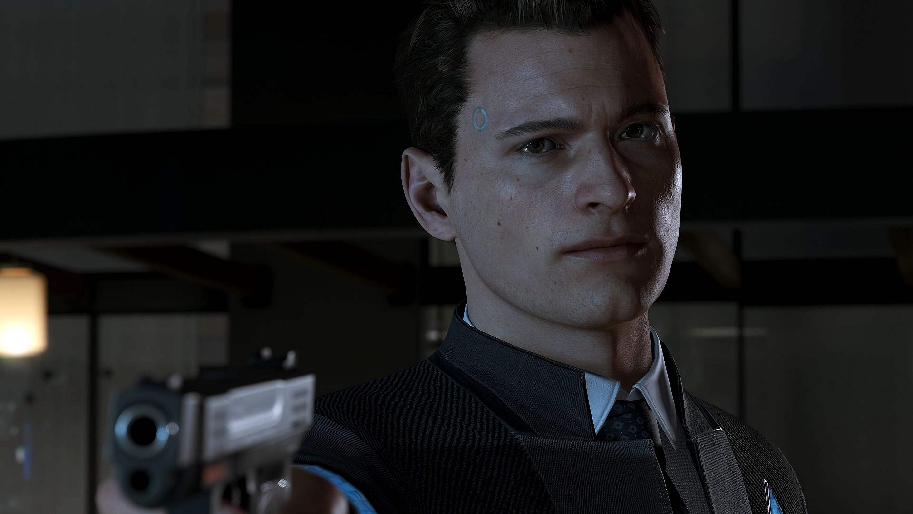 Detroit: Become Human Connor 4K