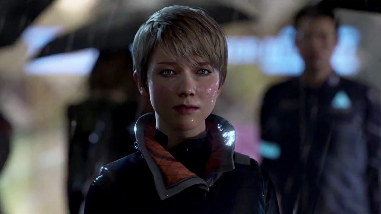 Detroit: Become Human wallpapers, Video Game, HQ Detroit: Become