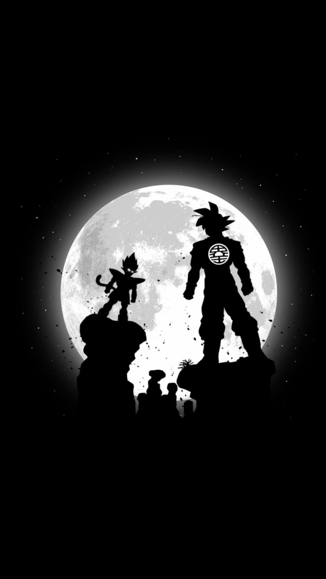 Goku Black Vs Vegeta Wallpapers Wallpaper Cave
