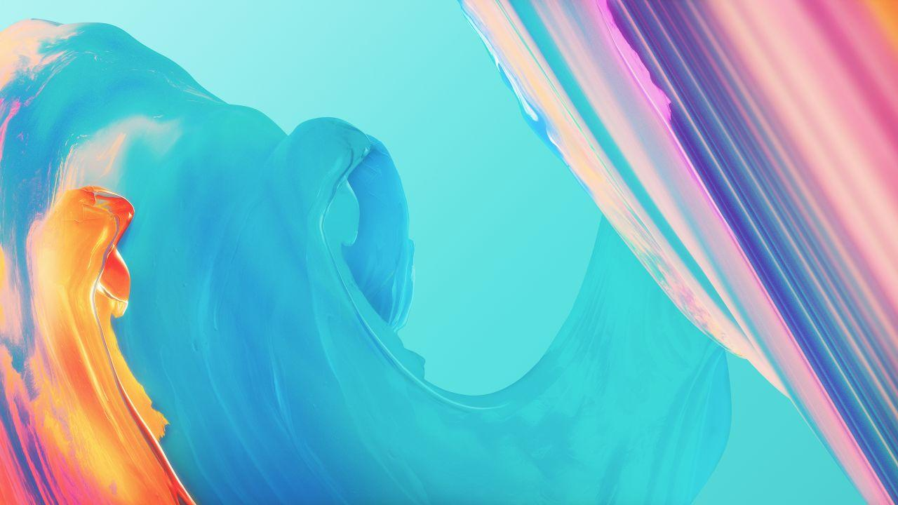 Colorful Abstract Waves 4k Wallpapers Wallpaper Cave