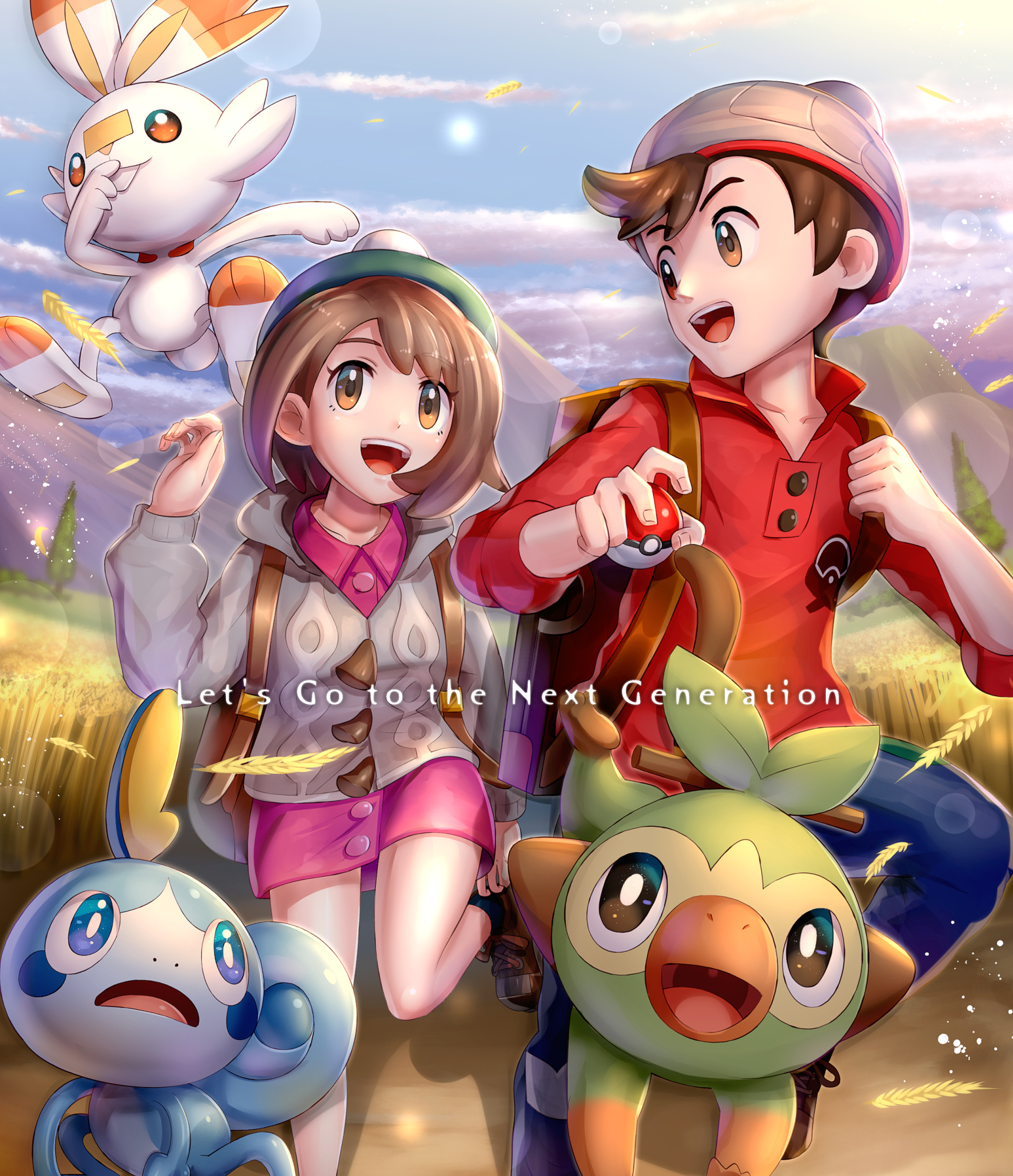 Pokemon Sword And Shield Iphone Wallpapers Wallpaper Cave