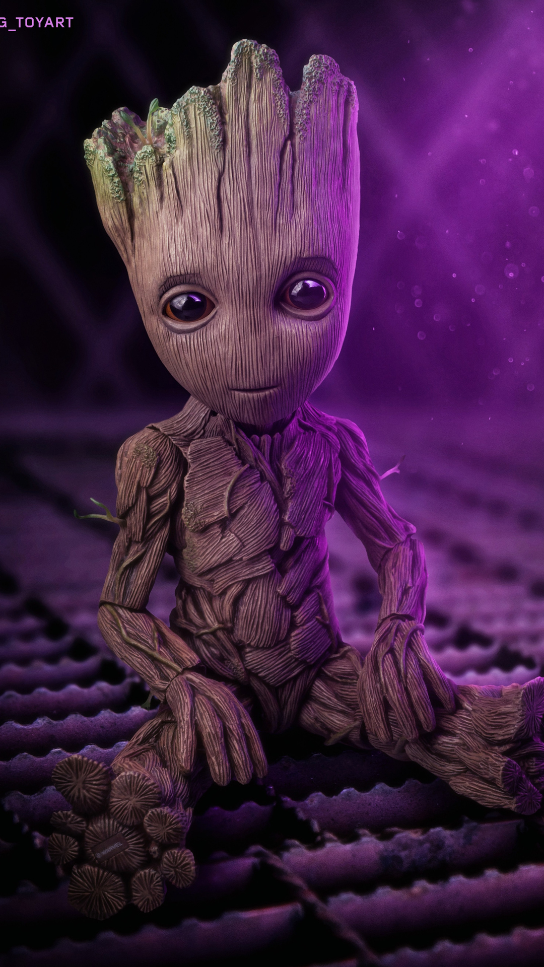 Groot And Baby Groot Wallpapers - Wallpaper Cave