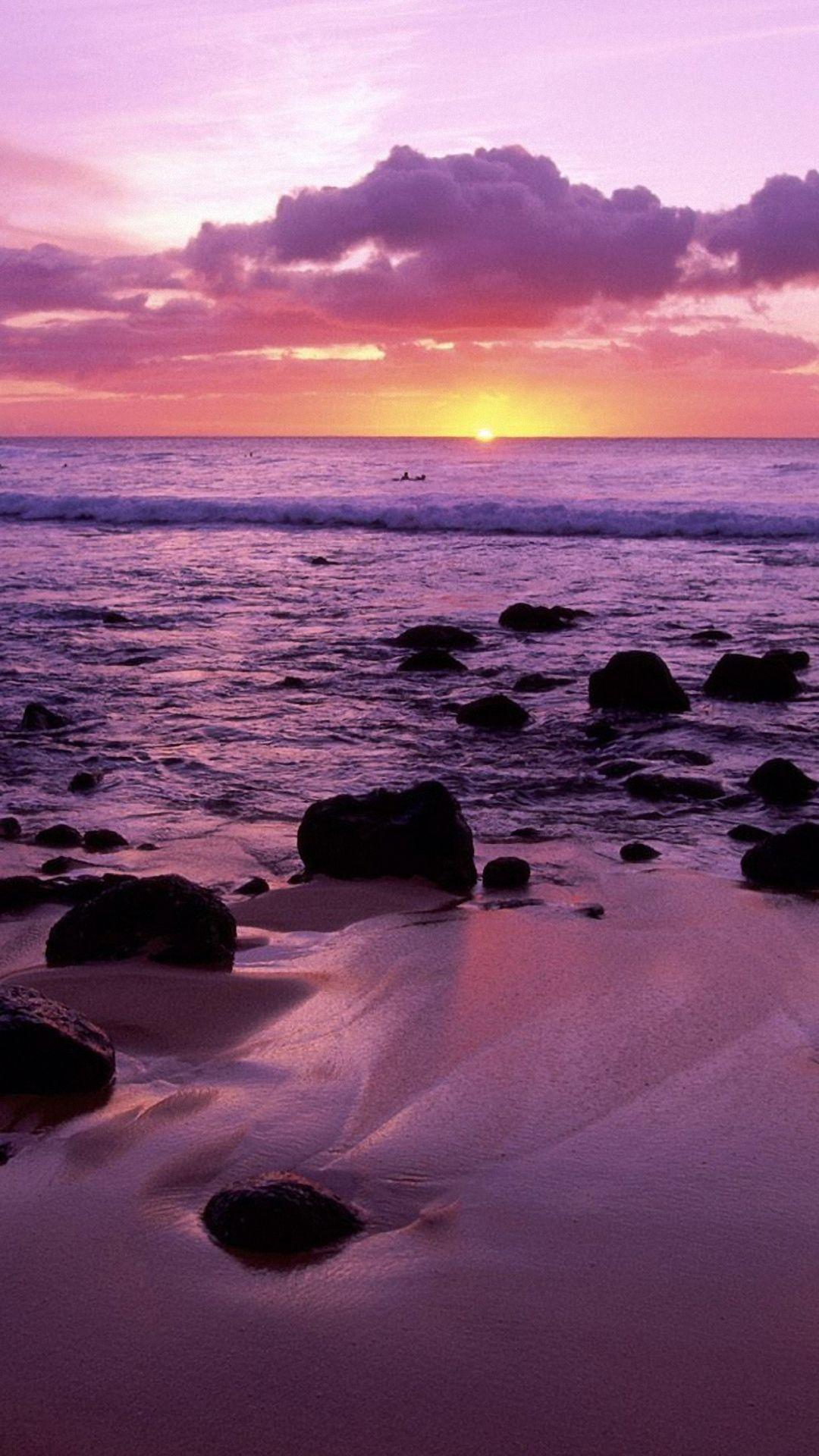 Hawaiian Sunset Wallpapers - Wallpaper Cave