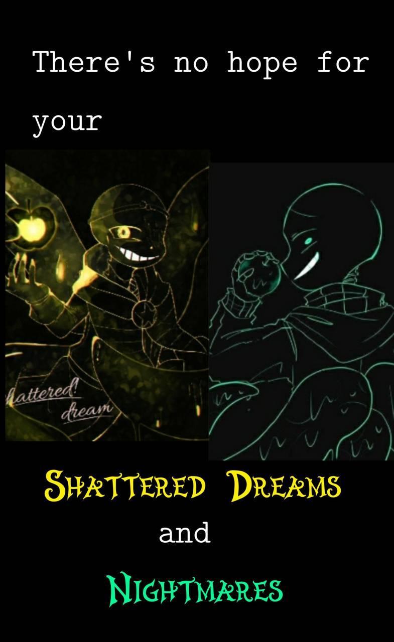 Shattered Dream Sans Wallpapers - Wallpaper Cave