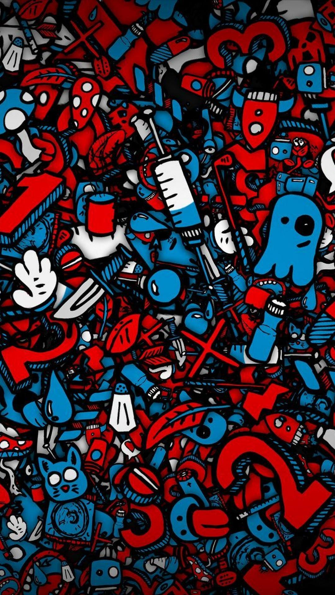 Awesome Graffiti Wallpaper For Iphone