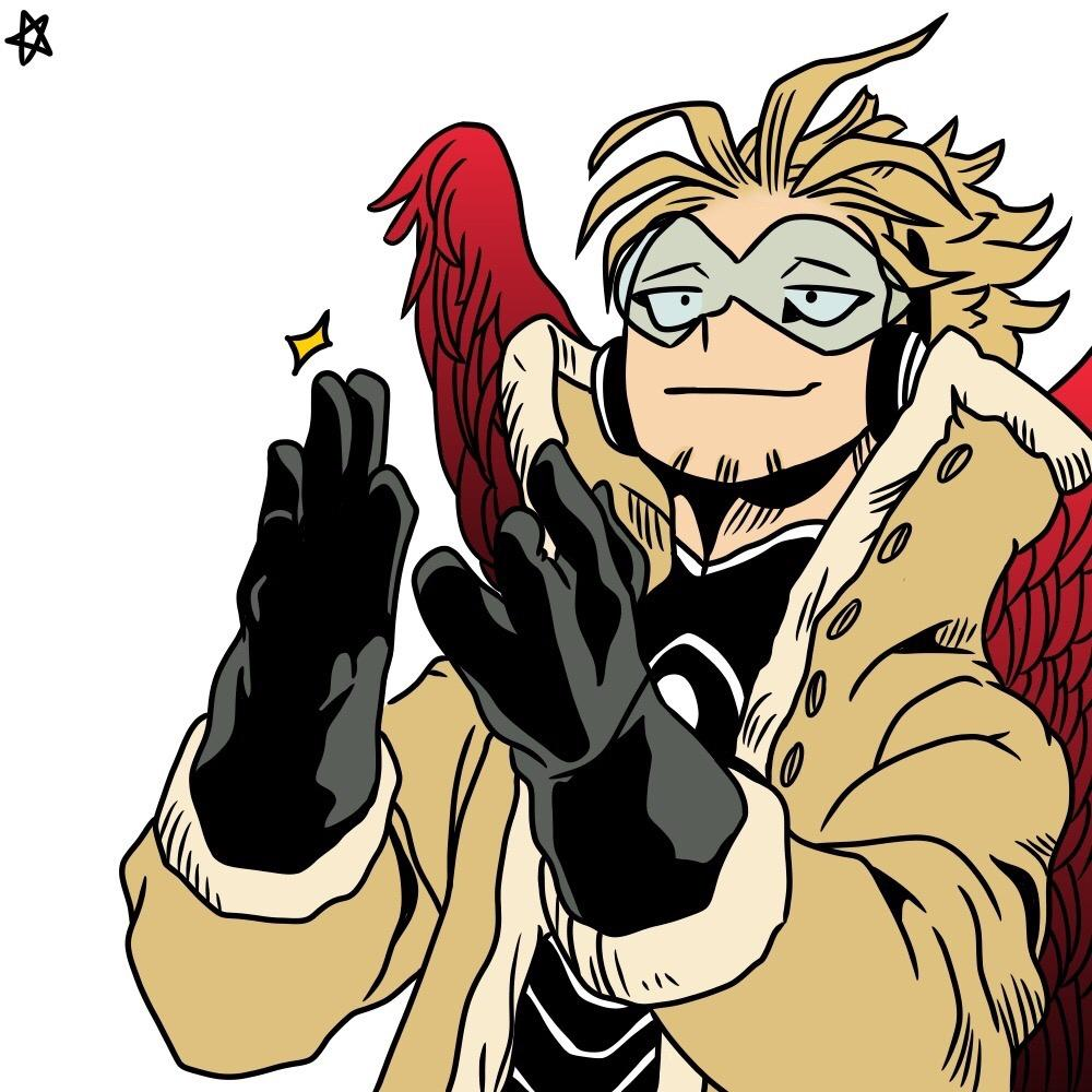 My Hero Academia Wallpaper Hawks