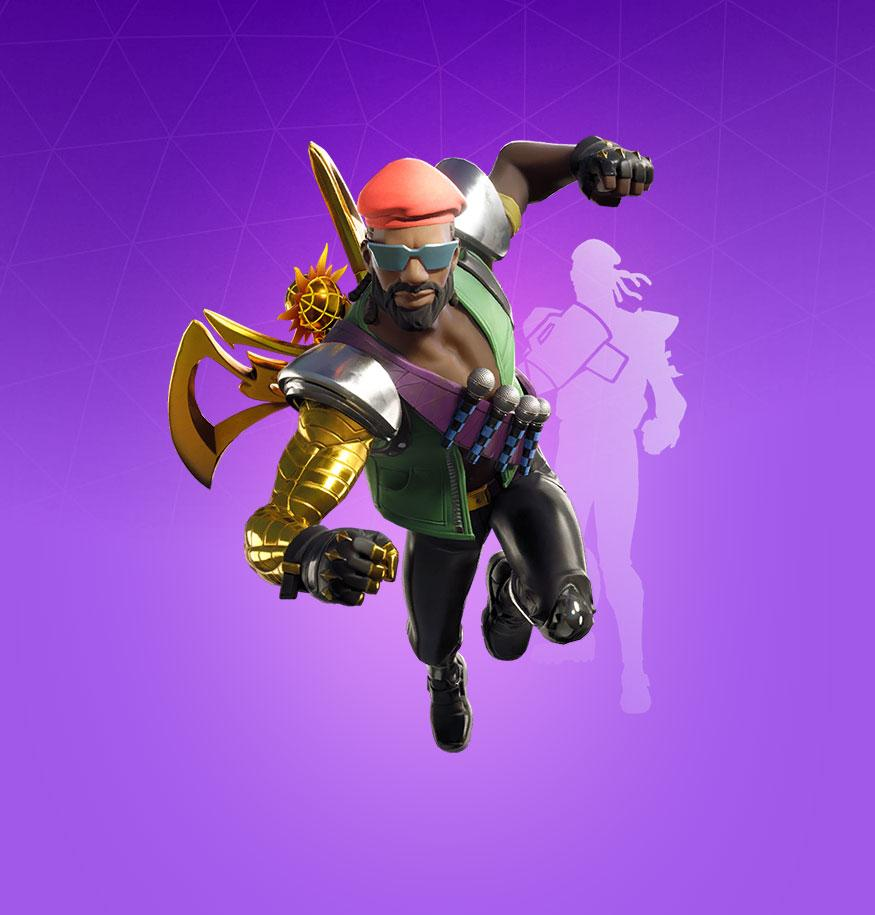 Major Lazer Fortnite Wallpapers - Wallpaper Cave