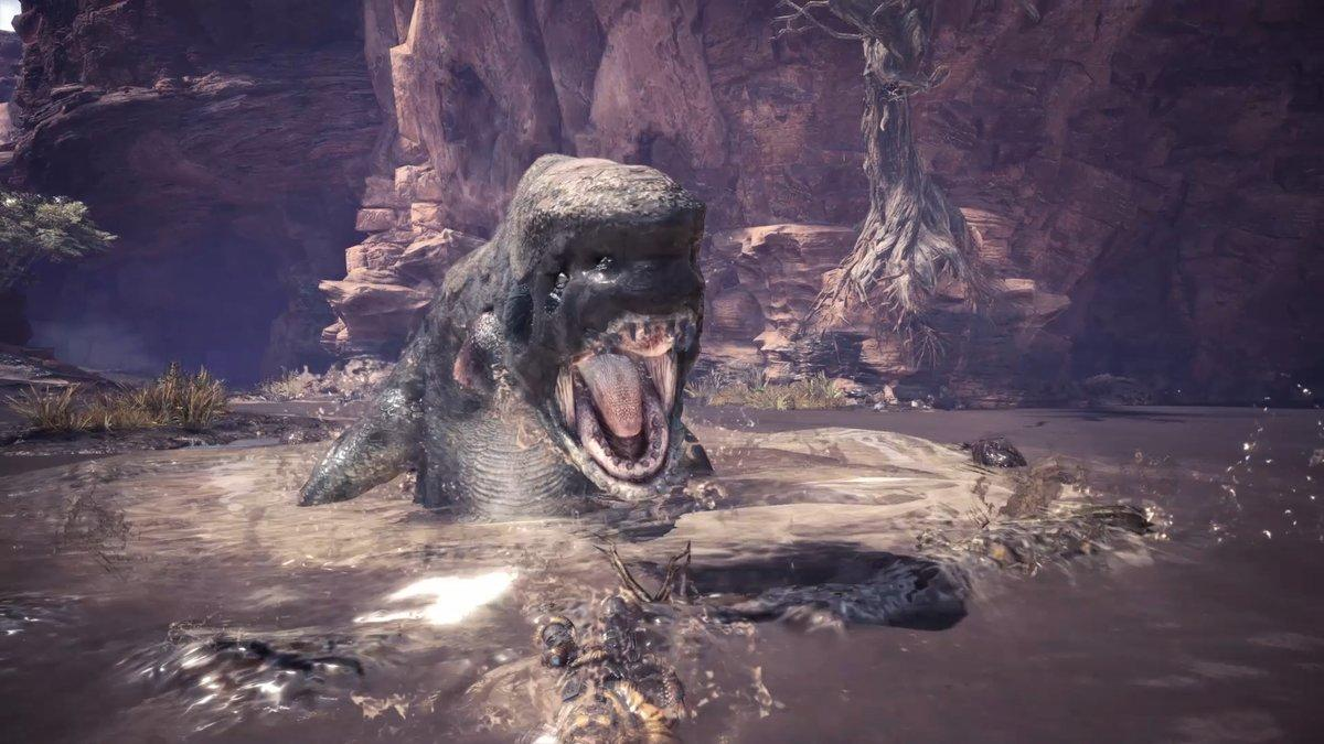Monster Hunter World Jyuratodus Wallpapers Wallpaper Cave Jyuratodus carapace return to list. monster hunter world jyuratodus