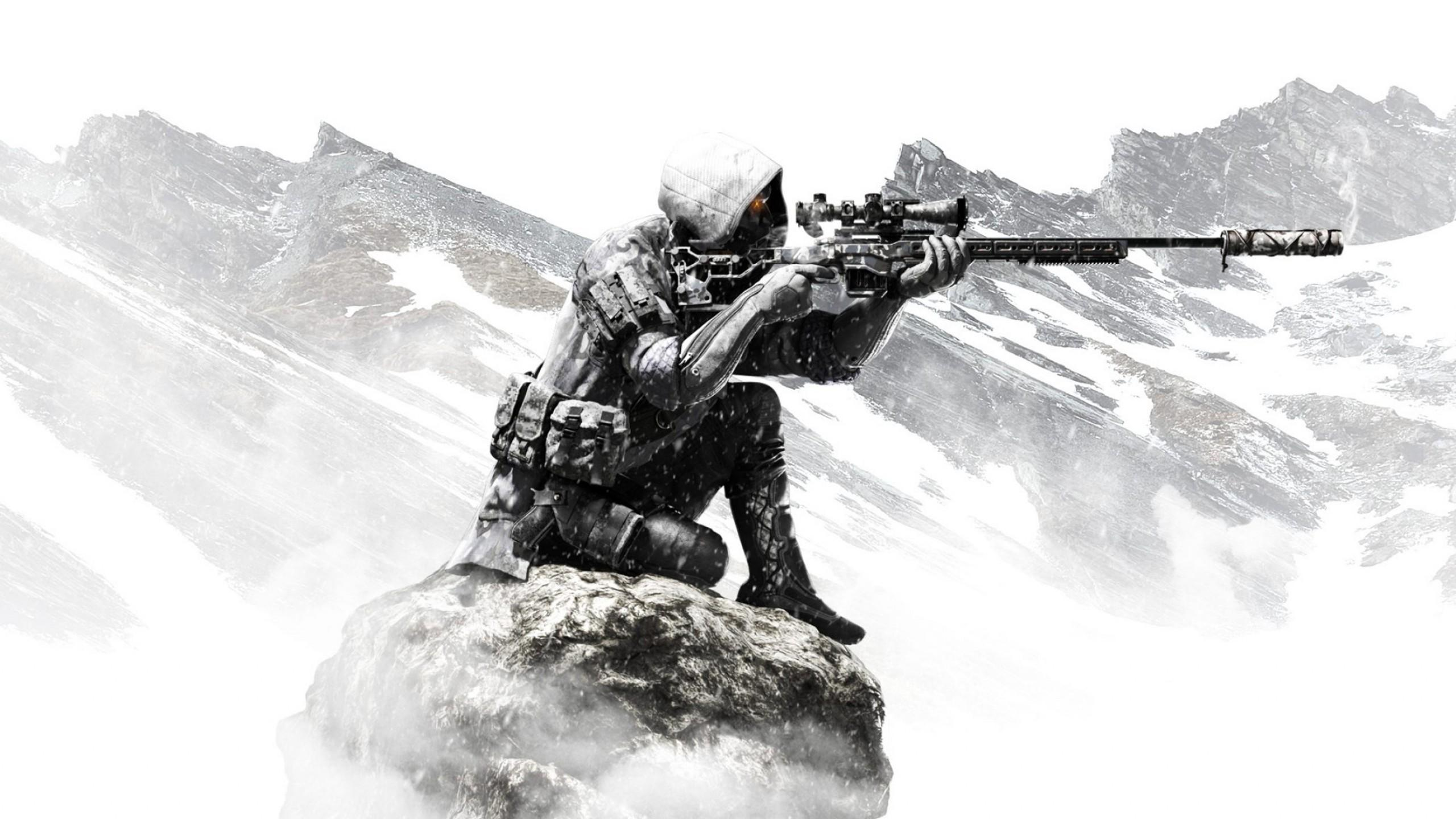 Sniper: Ghost Warrior Contracts HD