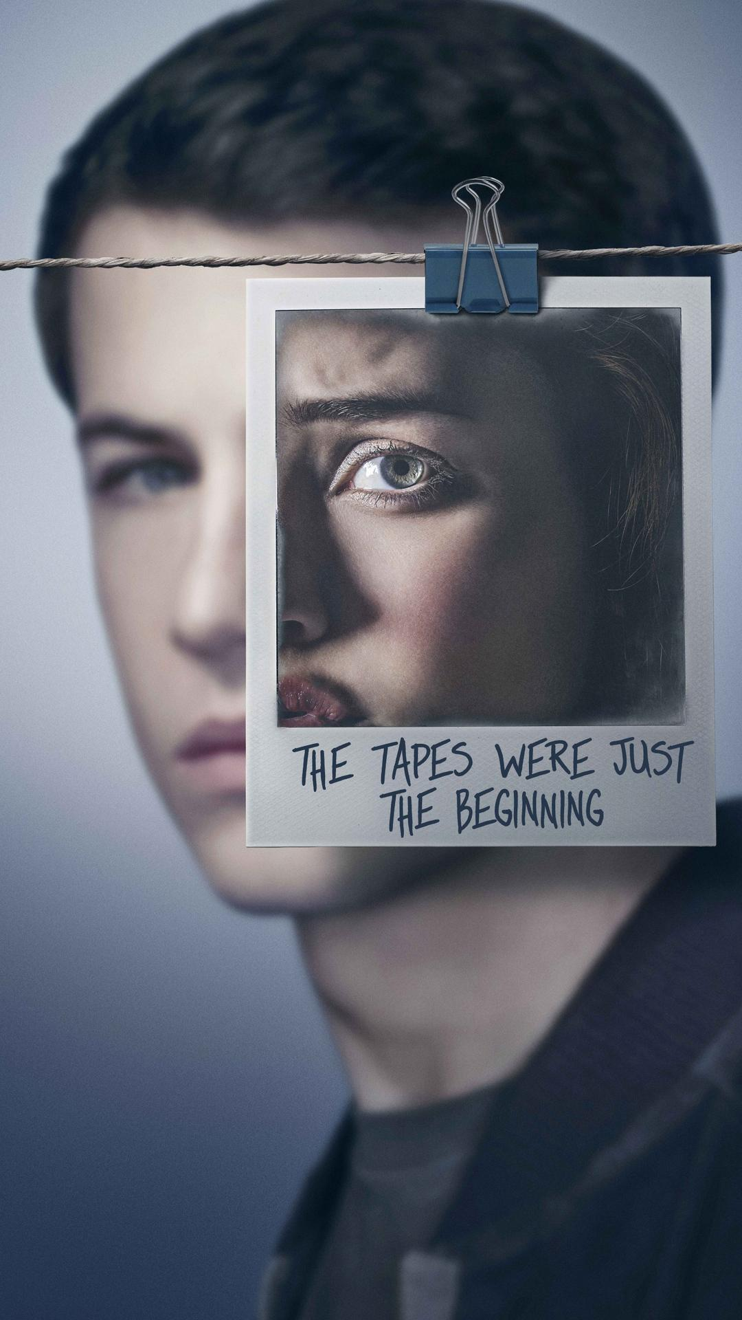 1080x1920 Clay Jensen 13 Reasons Why Season 2 Poster Iphone 7,6s,6