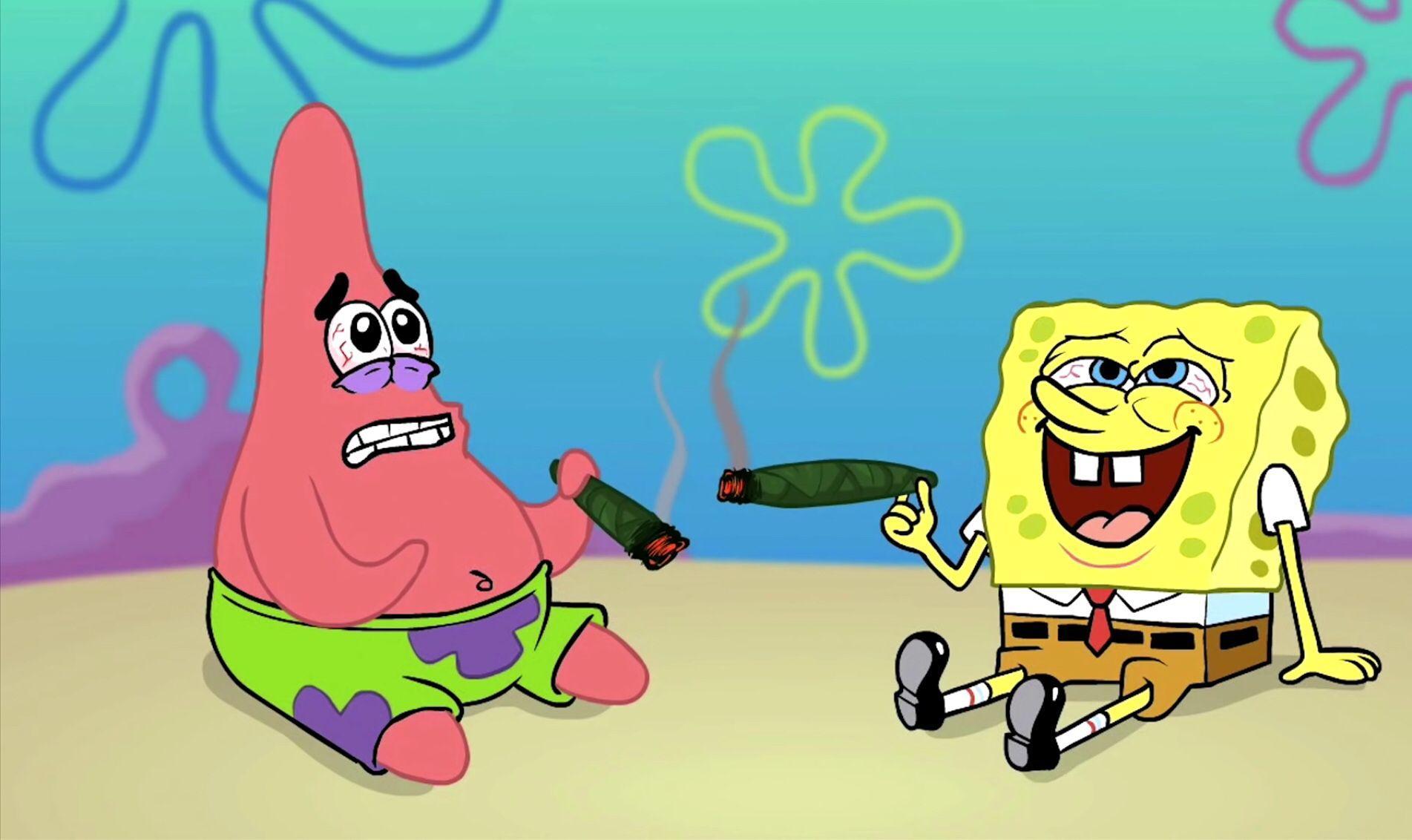 Iphone Spongebob Wallpaper June 2011
