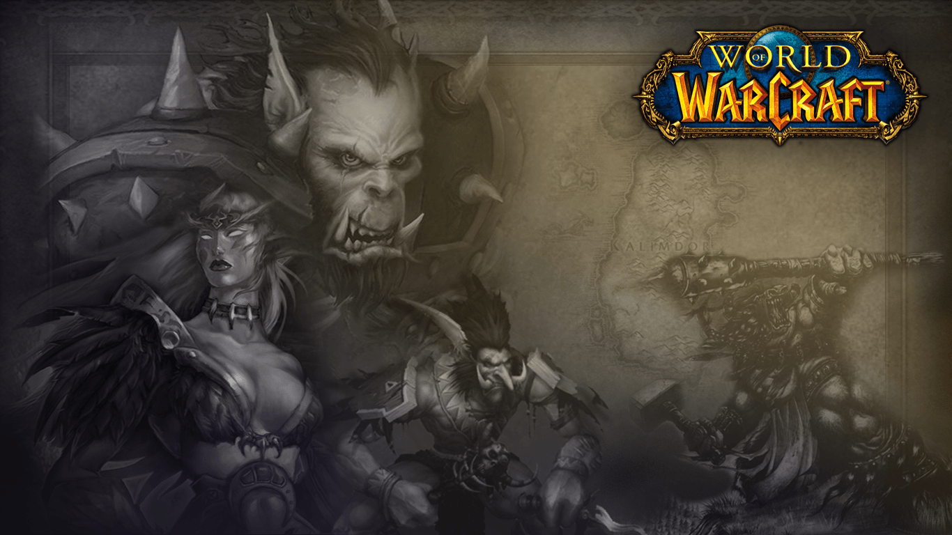 World Of Warcraft: Classic Wallpapers - Wallpaper Cave