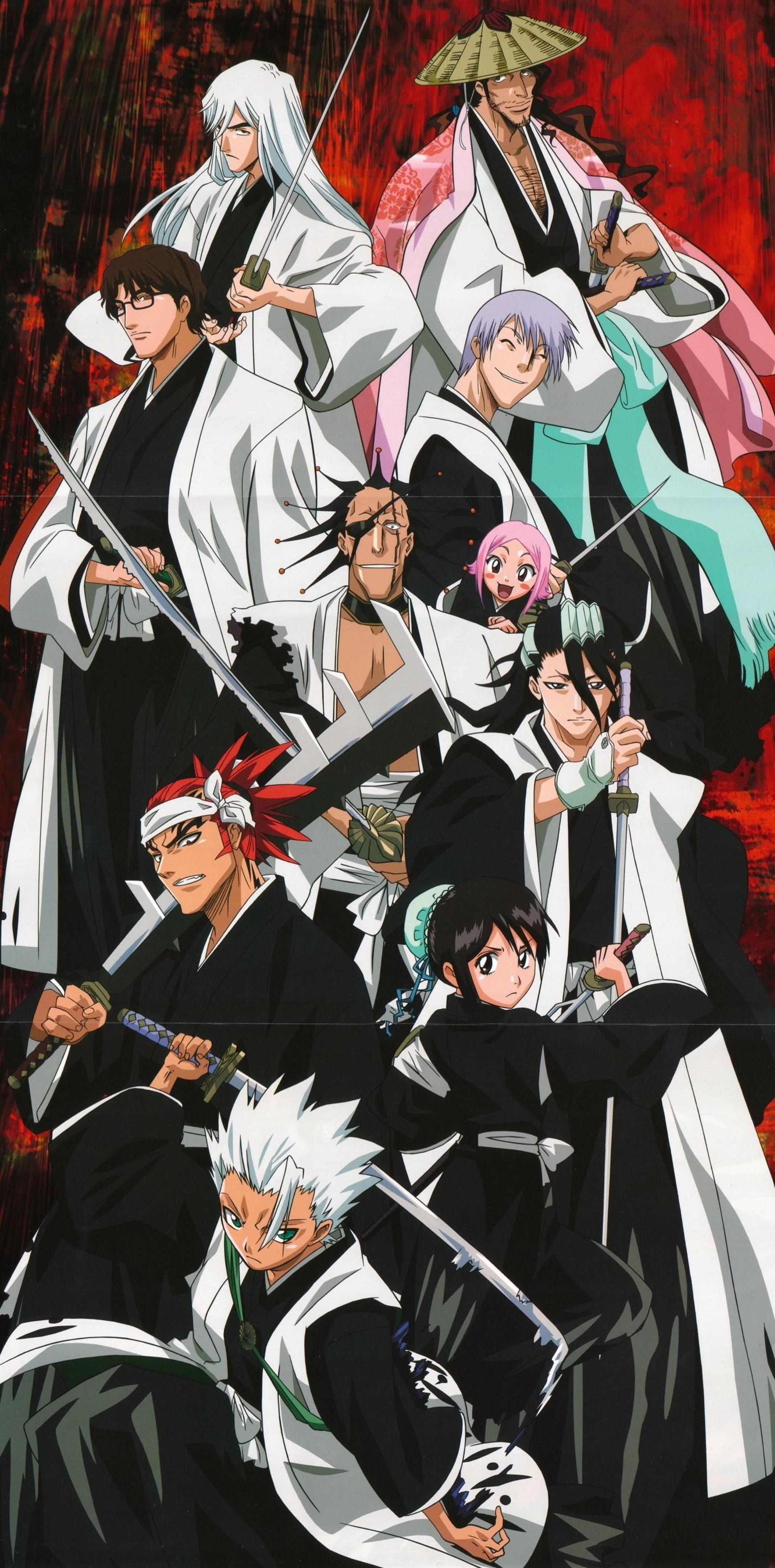 Bleach Manga Wallpapers - Wallpaper Cave