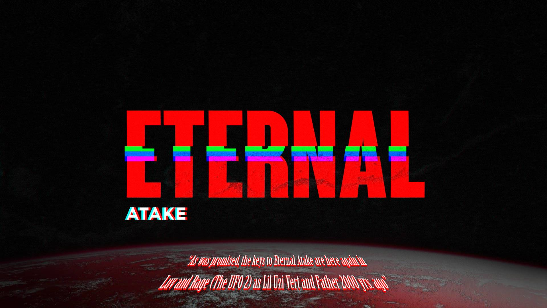 Desktop Lil Uzi Eternal Atake Wallpapers Wallpaper Cave