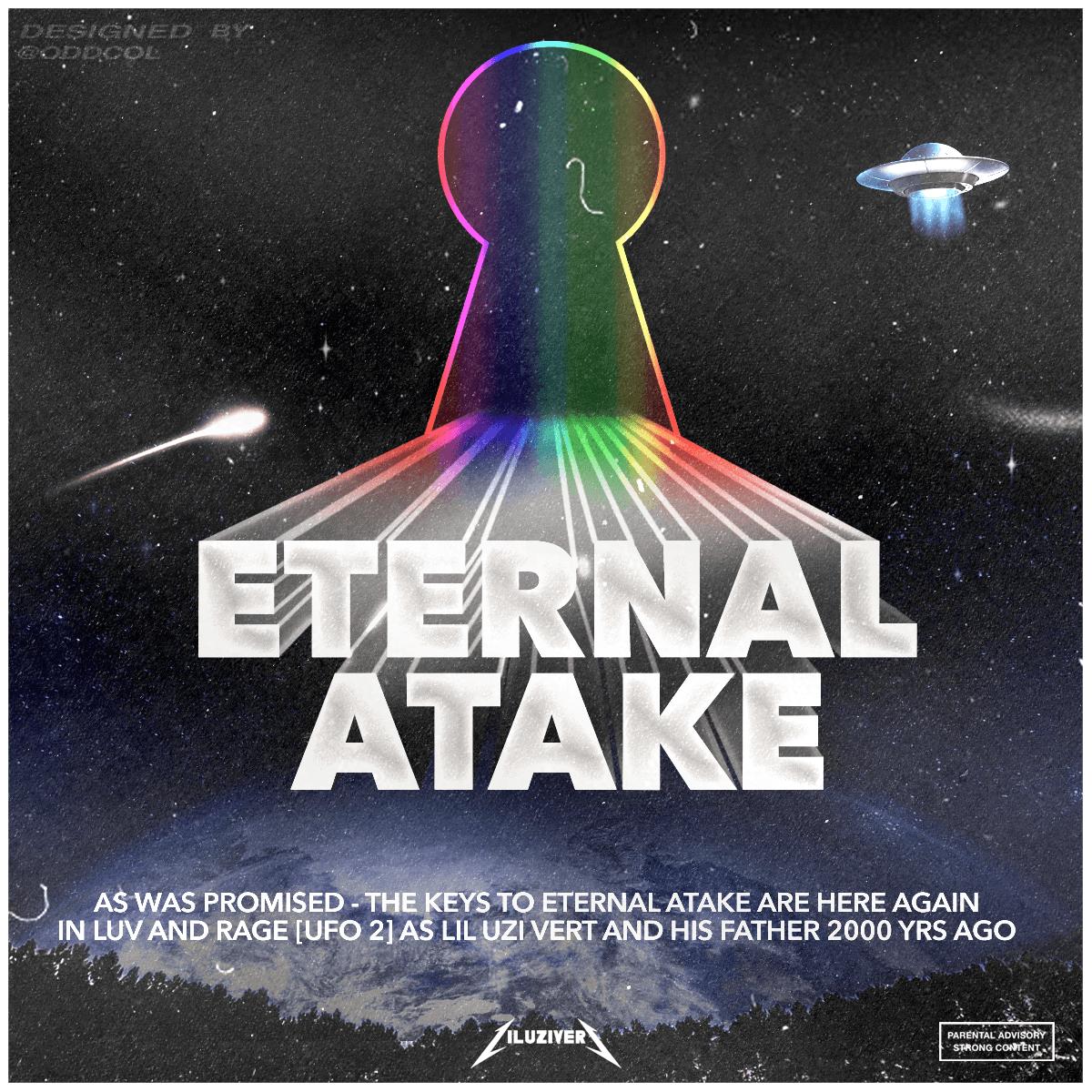 Eternal Atake Deluxe Wallpapers Wallpaper Cave