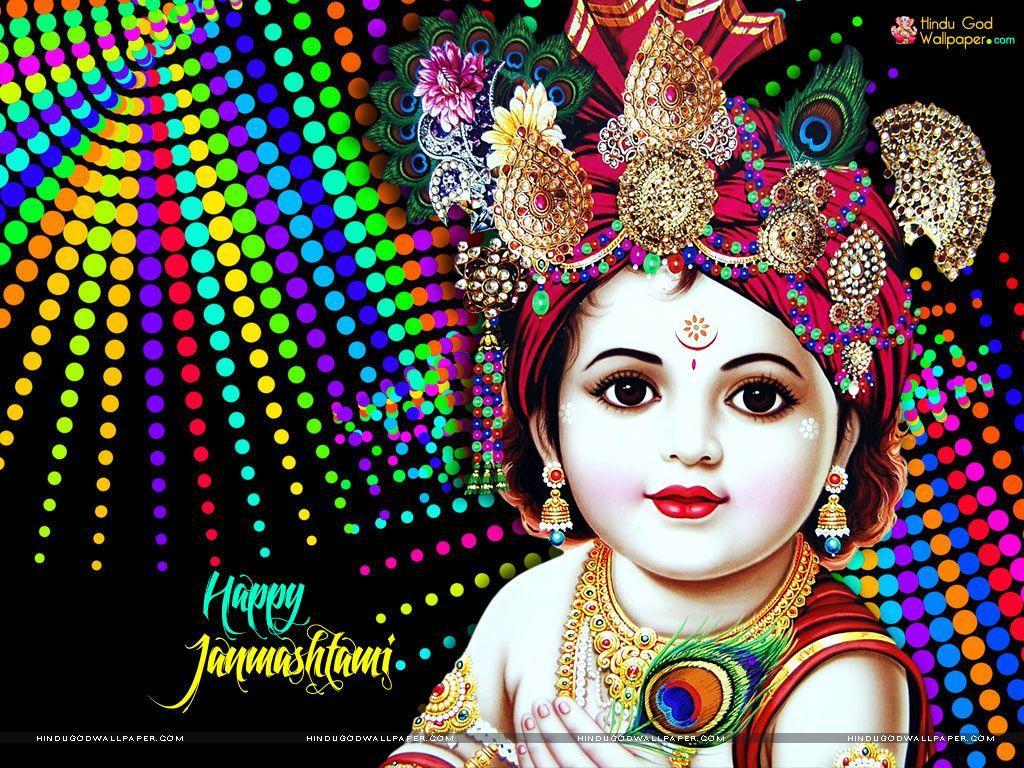 Krishna Janmashtami Wallpapers Wallpaper Cave