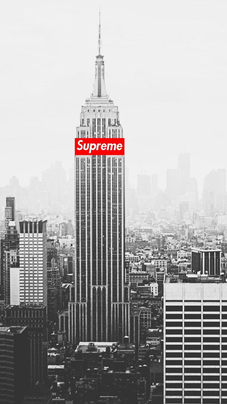 Supreme Nyc Iphone Wallpapers Wallpaper Cave