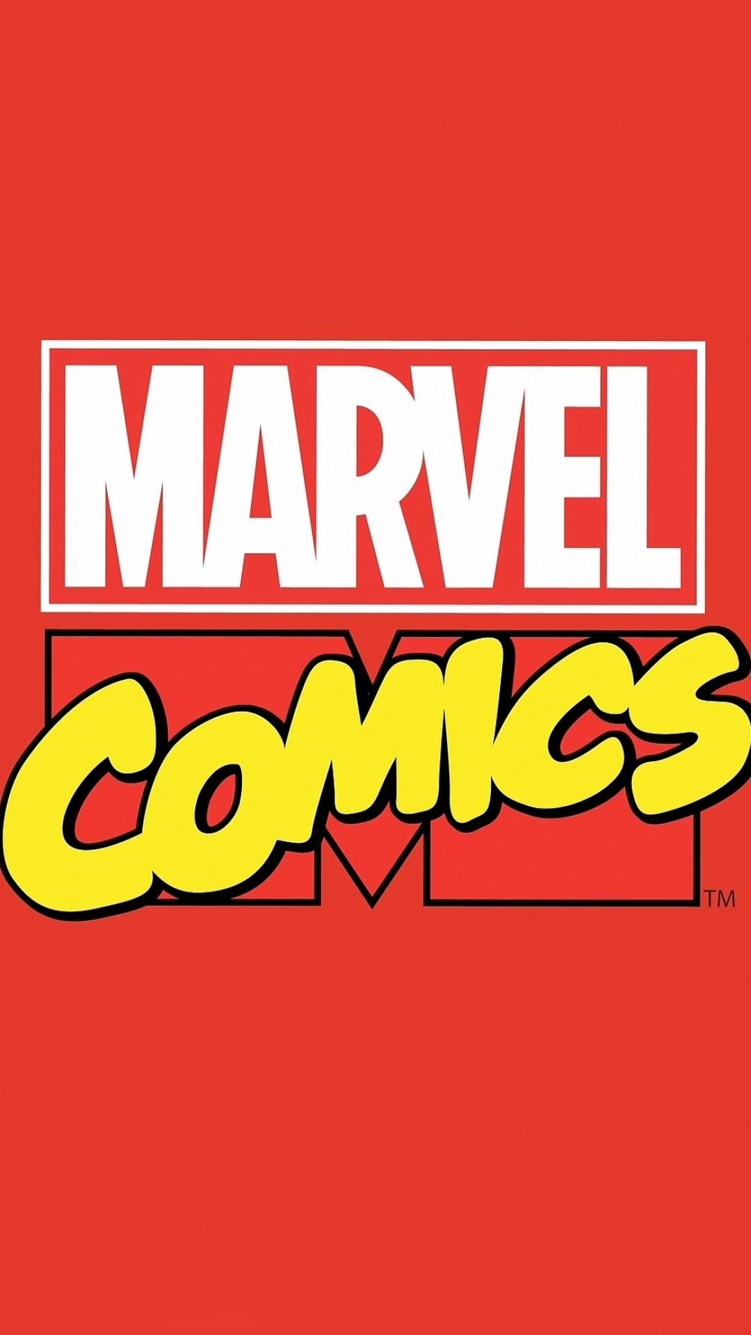 Marvel Logos Wallpapers Wallpaper Cave