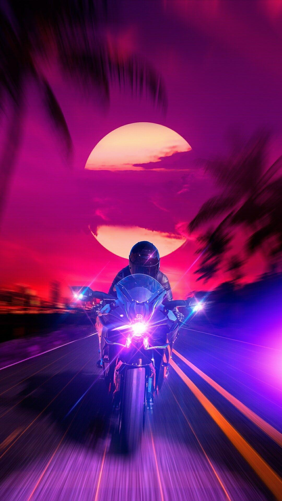 Download <== Retro Wave Wallpapers