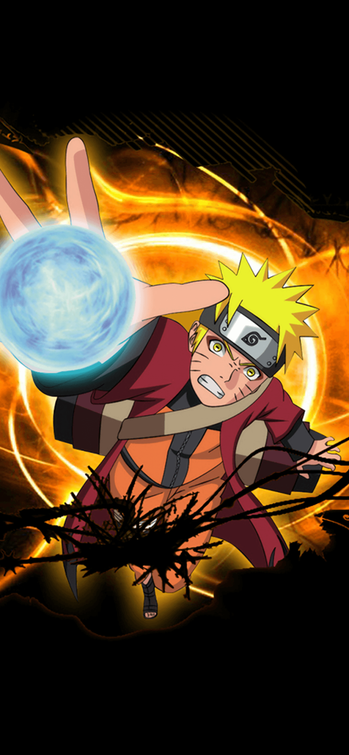 Naruto Iphone Wallpapers Wallpaper Cave