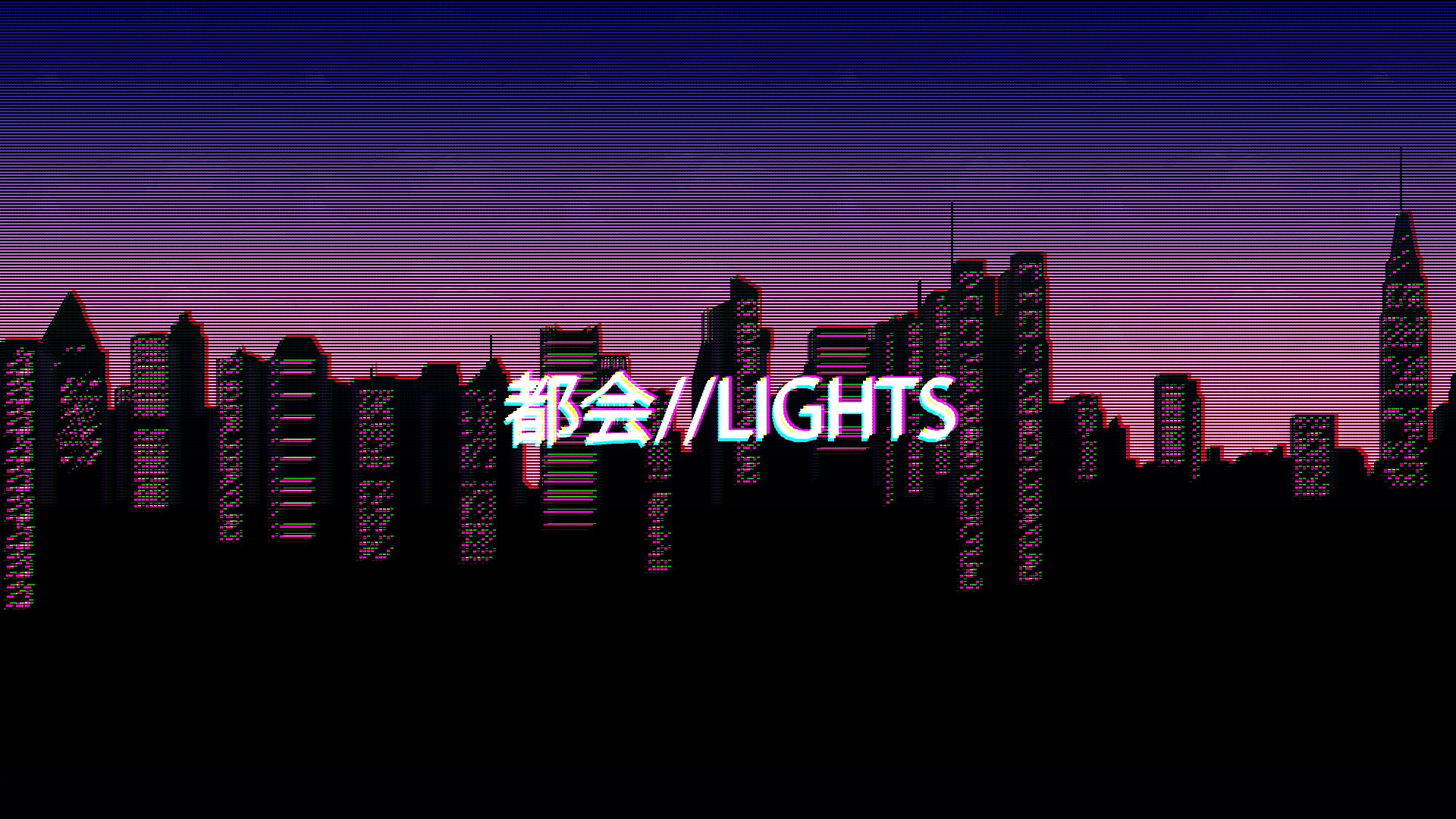 Anime Vaporwave Wallpapers 260577