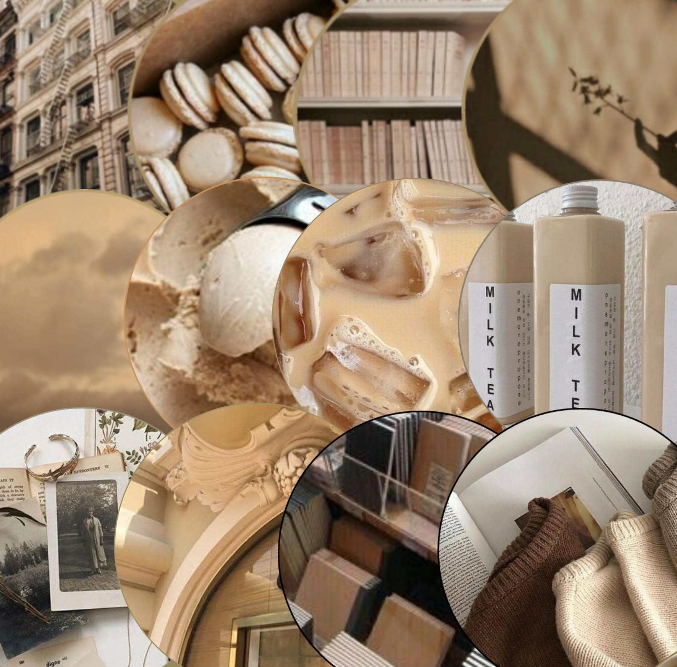 Beige Aesthetic Wallpapers Wallpaper Cave