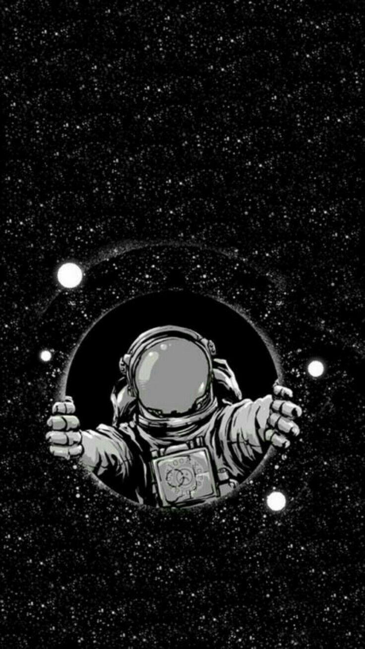 astronaut space aesthetic wallpapers