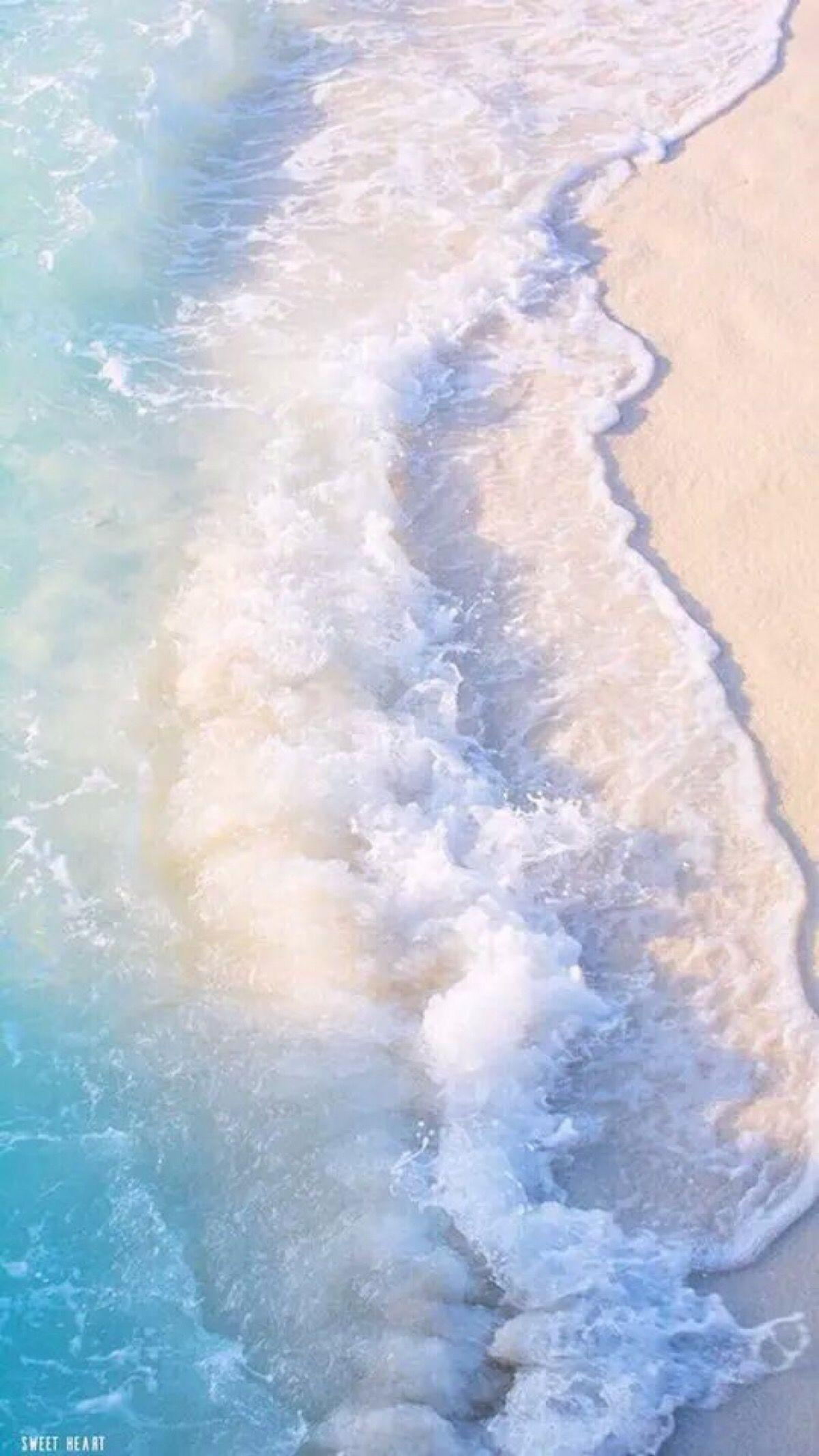 55 News Summer Beach Aesthetic Wave Aesthetic Backgrounds Summer Background